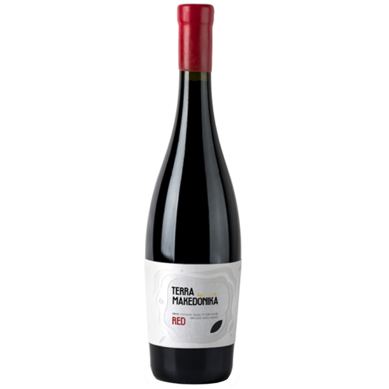 Ezimit Vino Terra Makedonika red Macedonian wine