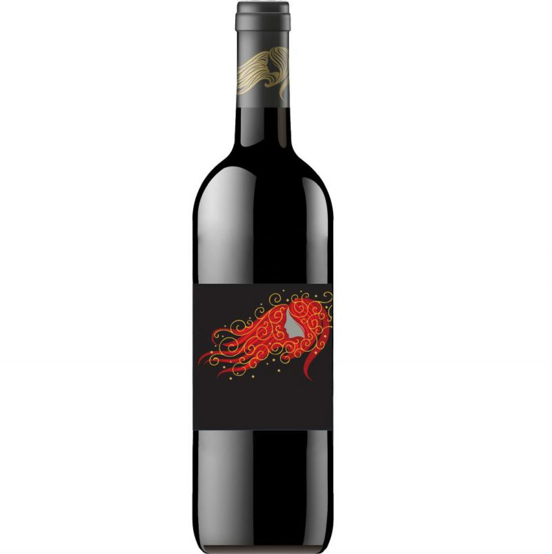 Ezimit Vino Vranec semi dry Macedonian wine