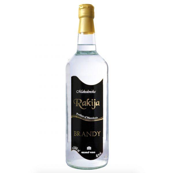 Macedonian Wines | Rakija Bela – Staro Krajska